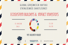Entrepreneurship Ecosystem and Impact Investing Discussion Series is on November 15th