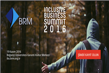 Inclusive Business Summit is on November 19th