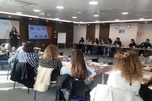 Inclusive Business Models, Sustainability and Impact Training Took Place on November 3rd