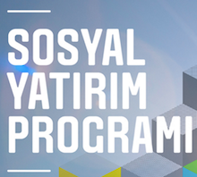 SABANCI UNIVERSITY SOCIAL INVESTMENT PROGRAM